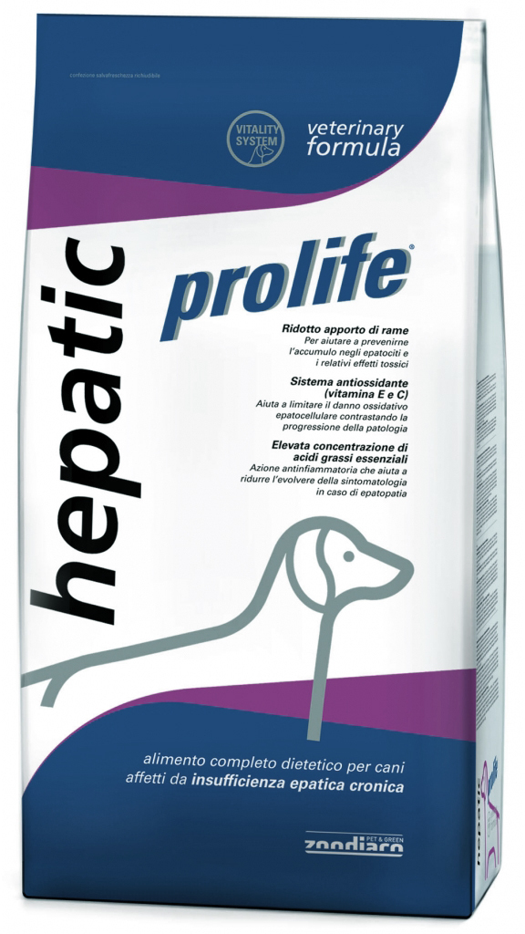 Complete dietetic pet food for dogs.